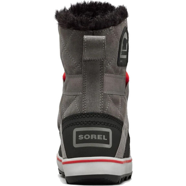 Sorel Glacy Expl**** Shortie Boots Damen quarry