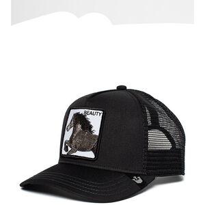 Goorin Bros. Black Beauty Trucker Cap black black