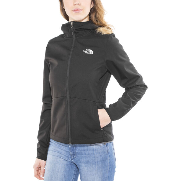 The North Face Tanken Highloft Softshell Jacke Damen tnf black