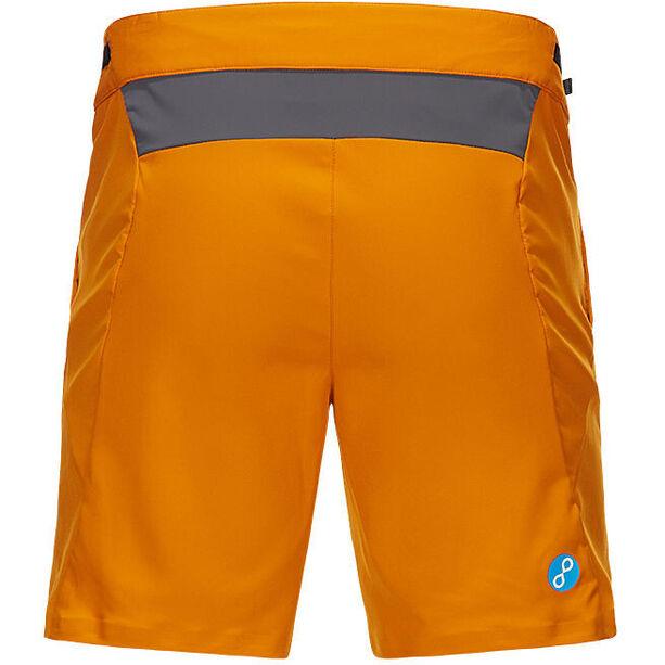 PYUA Bolt-Y S Shorts Herren fox orange