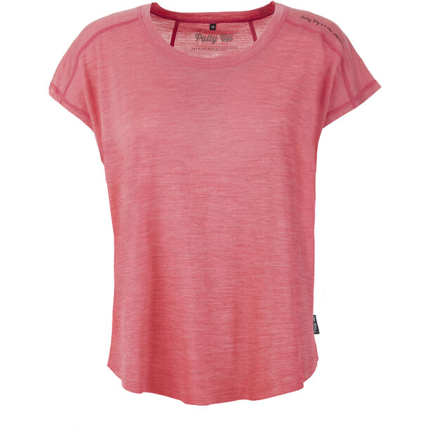 Pally'Hi Cooliography Loose Top Damen rare raspberry
