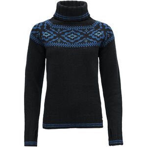 Devold Ona Round Sweater Damen ink ink