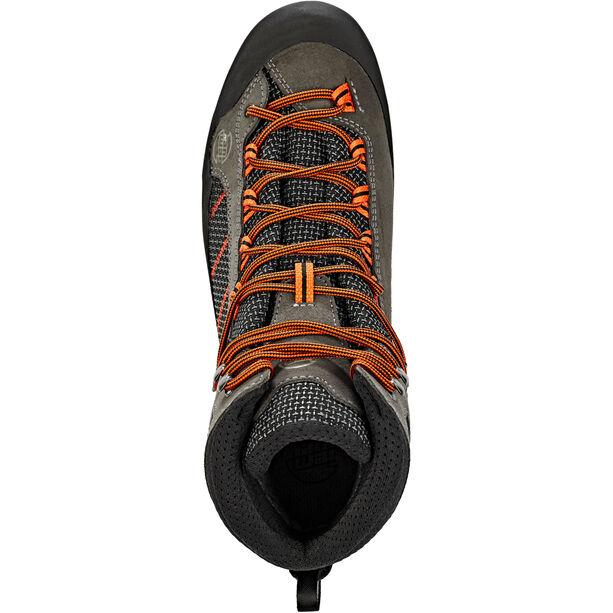 Hanwag Makra Combi GTX Schuhe Herren asphalt/orange