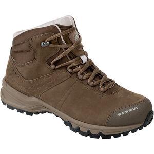 Mammut Nova III LTH Mid Shoes Damen bark-bark bark-bark