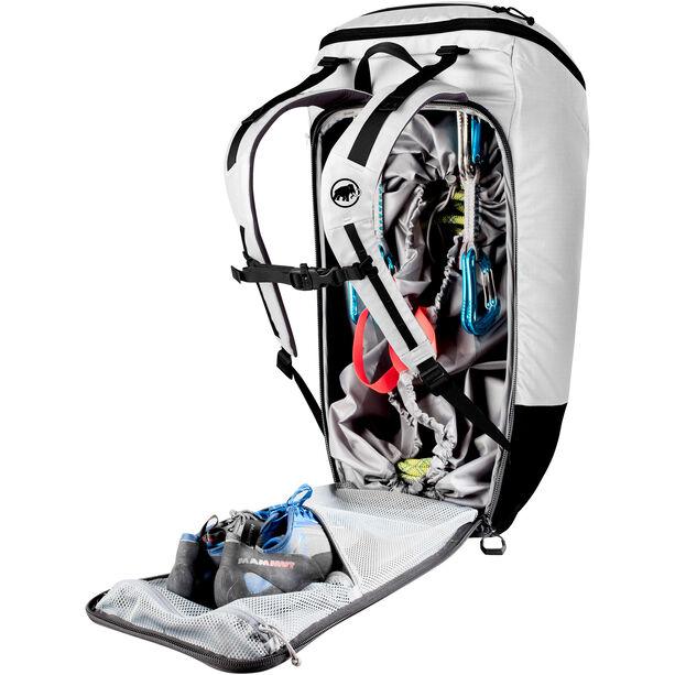 Mammut Neon Gear Kletterrucksack 45l Herren white-black