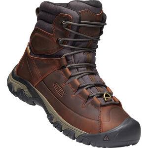 Keen Targhee Lace High Boots Herren cocoa/mulch