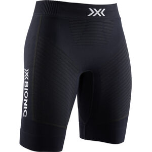 X-Bionic Invent 4.0 Run Speed Shorts Damen opal black/arctic white opal black/arctic white