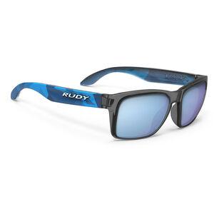 Rudy Project Spinhawk Slim Glasses neo camo crystal blue - rp optics multilaser blue neo camo crystal blue - rp optics multilaser blue