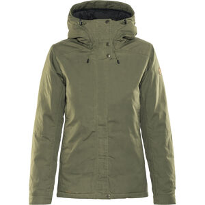 Fjällräven Skogsö Padded Jacket Damen laurel green laurel green