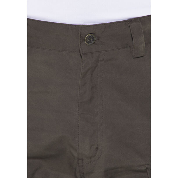 Fjällräven Barents Pro Trousers Herren dark olive/black