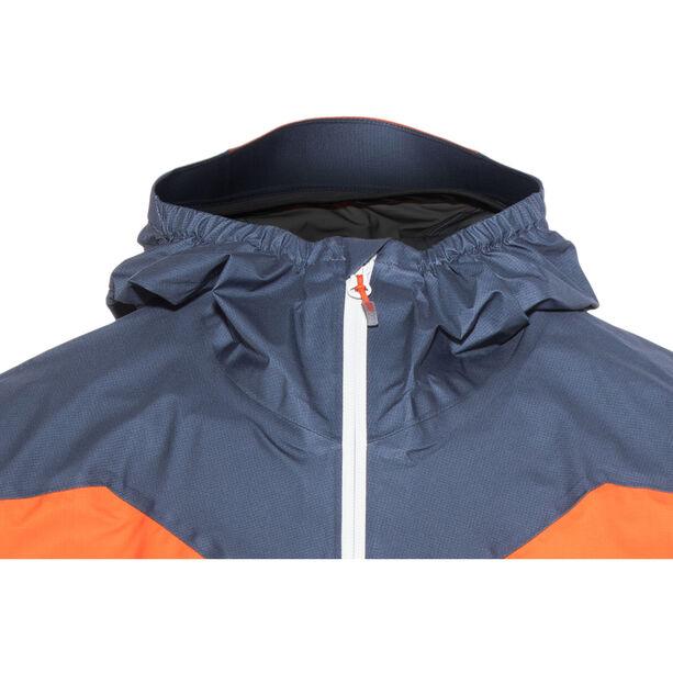 Haglöfs L.I.M Comp Jacket Herren cayenne/tarn blue