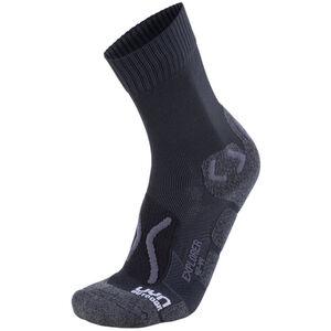 UYN Trekking Outdoor Expl**** Socks Herren black/anthracite black/anthracite