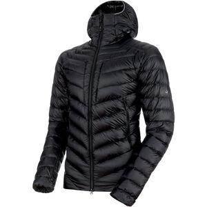 Mammut Broad Peak IN Hooded Jacket Herren black-phantom black-phantom
