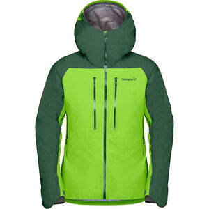 Norrøna Lyngen Gore-Tex Jacke Herren jungle green jungle green