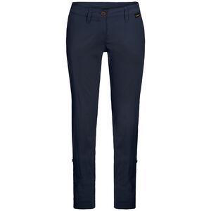 Jack Wolfskin Desert Roll-Up Pants Damen midnight blue midnight blue