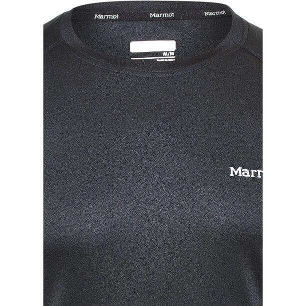 Marmot Windridge SS Shirt Herren black