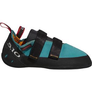 adidas Five Ten Anasazi LV Climbing Shoes Damen colaqu/core black/red colaqu/core black/red