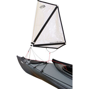 nortik Kayak Sail 1.0 for Faltboats weiß weiß