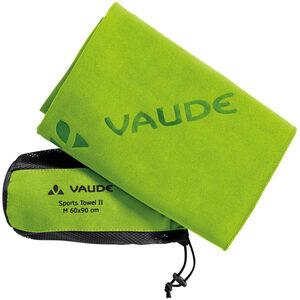 VAUDE Sports II Towel S pistachio pistachio