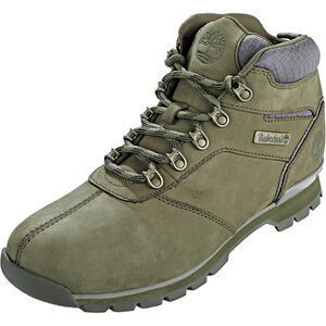 Timberland Splitrock 2 Hiker Shoes Herren dark green nubuck dark green nubuck