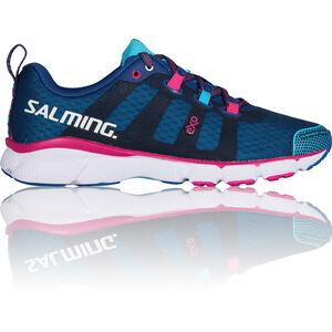 Salming enRoute 2 Shoes Damen limoges blue/blue atoll limoges blue/blue atoll