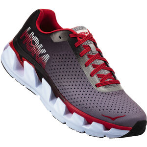 Hoka One One Elevon Running Shoes Herren black/racing red black/racing red