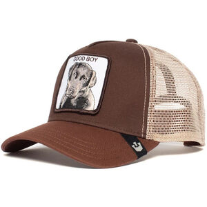 Goorin Bros. Sweet Chocolate Trucker Cap brown brown