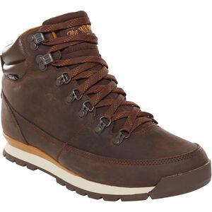 The North Face Back-To-Berkeley Redux Lederschuhe Herren chocolate brown/golden brown