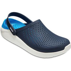Crocs LiteRide Clogs navy/white navy/white