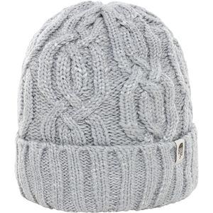 The North Face Cable Minna Beanie Damen tnf light grey heather tnf light grey heather