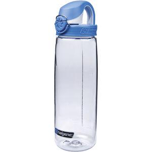 Nalgene Everyday OTF Trinkflasche 700ml transparent/blau transparent/blau