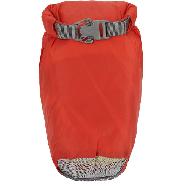 Helsport LY Vindsekk Emergency Bivy Bag red/yellow