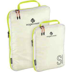 Eagle Creek Pack-It Specter Tech Compression Cube Set S/M white/strobe