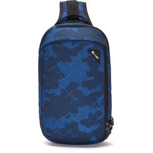 Pacsafe Vibe 325 Umhängetasche blue camo blue camo