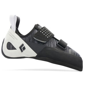 Black Diamond Zone Climbing Shoes aluminum aluminum