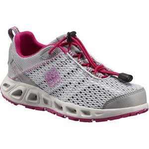 Columbia Drainmaker III Shoes Kinder grey ice/haute pink grey ice/haute pink