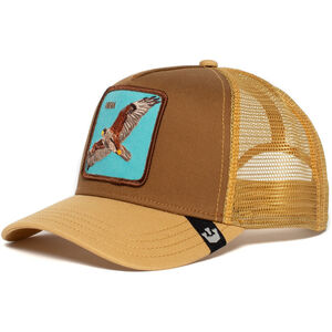 Goorin Bros. High Trucker Cap brown brown