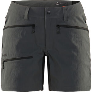 Haglöfs Rugged Flex Shorts Damen magnetite/true black magnetite/true black