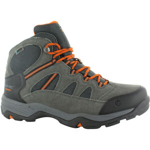 Hi-Tec Bandera II WP Shoes Herren charcoal/graphite/burn orange charcoal/graphite/burn orange