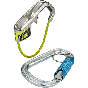 Edelrid 37438 Belay Kit with Steel Triple icemint icemint