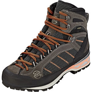Hanwag Makra Combi GTX Shoes Damen asphalt/orink asphalt/orink