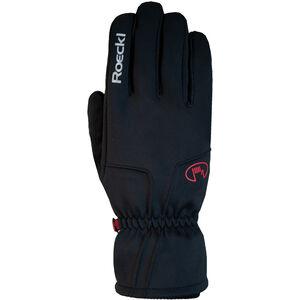 Roeckl SMU Windstopper Softshell Handschuhe black black