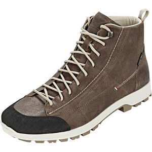 High Colorado Sölden Mid High Tex Trekkingschuhe dunkelbraun-beige