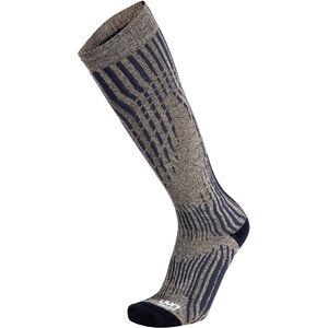 UYN Shiny Kaschmir Ski Socken Herren celebrity gold celebrity gold