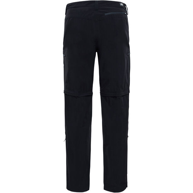 The North Face Exploration Convertible Pants Long Herren tnf black