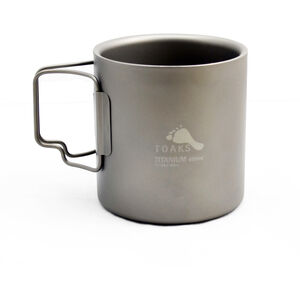Toaks Titanium Double Wall Cup 450ml