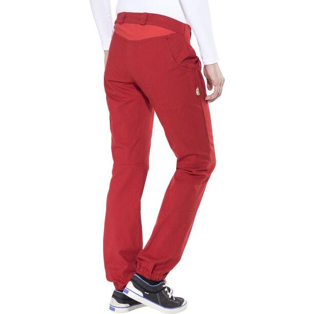 Edelrid Rope Rider Pants Damen vine red