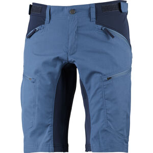 Lundhags Makke Shorts Herren azure/deep blue azure/deep blue