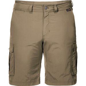Jack Wolfskin Canyon Cargo Shorts Herren sand dune sand dune