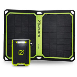 Goal Zero Venture 30 Solar Kit Nomad 7+ black/green black/green